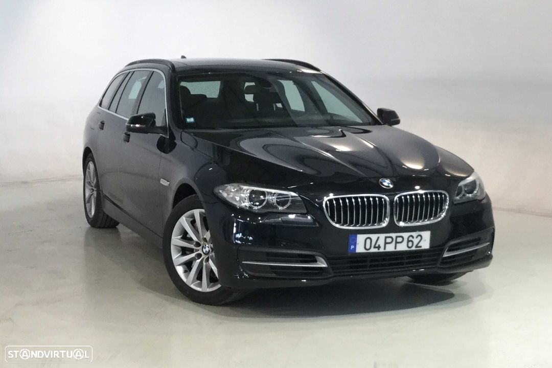 BMW 525 (525 d xDrive Pack M Auto) - 1