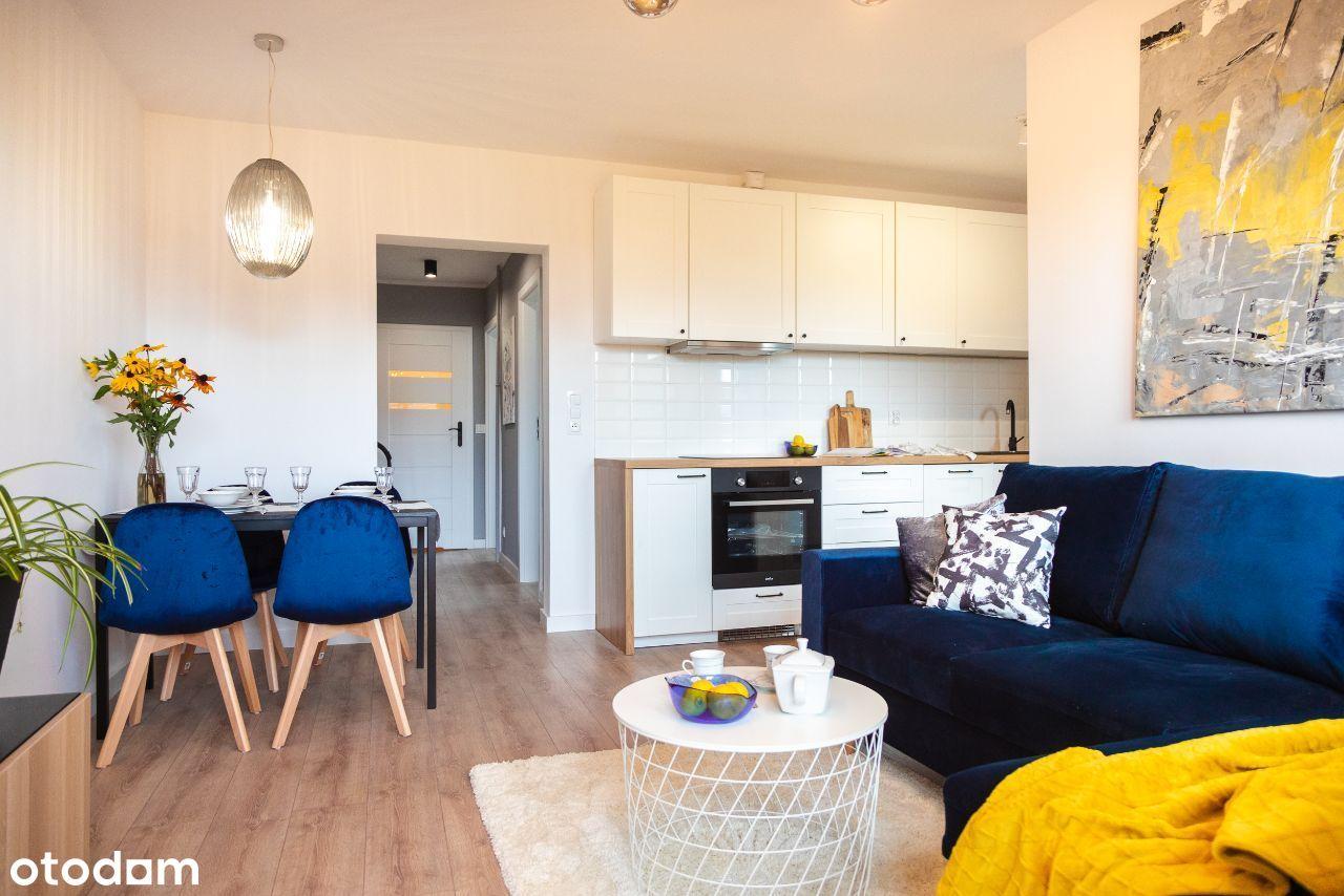 Wygodne 4-pokojowe mieszkanie dla pary lub rodziny