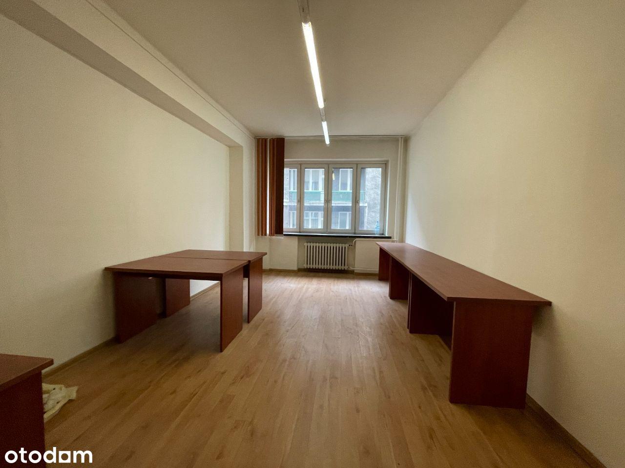 Gotowiec inwestycyjny! Lokal biurowy 39m2, centrum