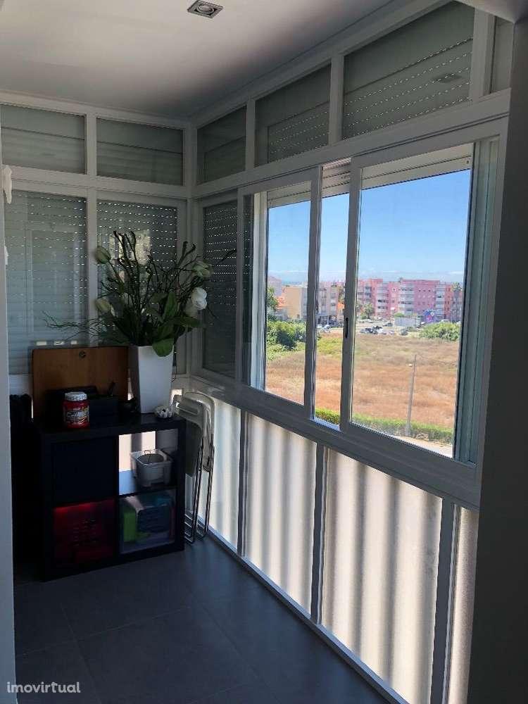 Apartamento para comprar, Rua António Correia, Costa da Caparica - Foto 1