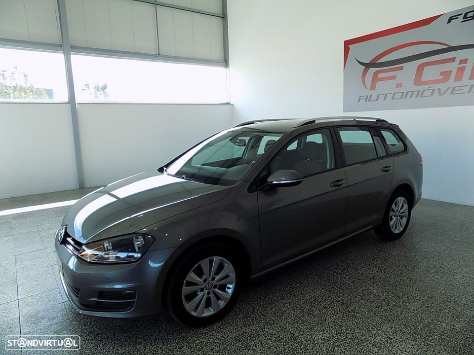 VW Golf Variant 1.6 Tdi GPS Edition Bluemotion (5P) - 3