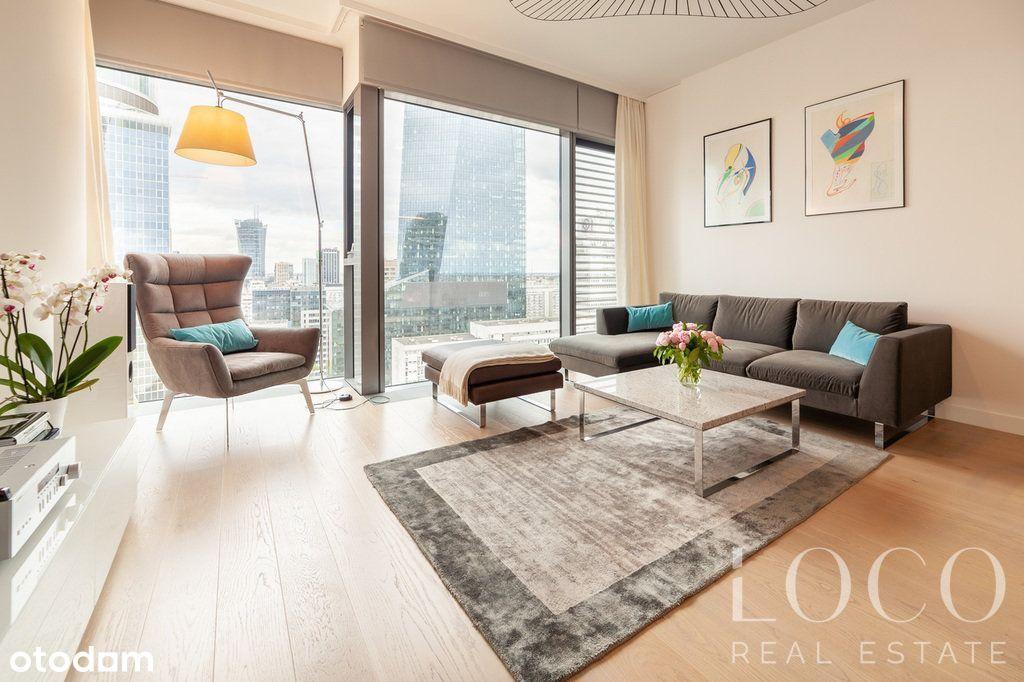Luksusowy Apartament w Cosmopolitan