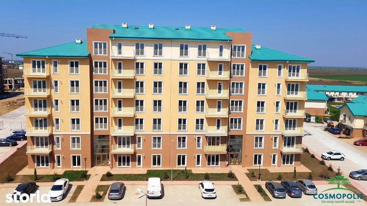 Apartament 3 camere - Cosmopolis