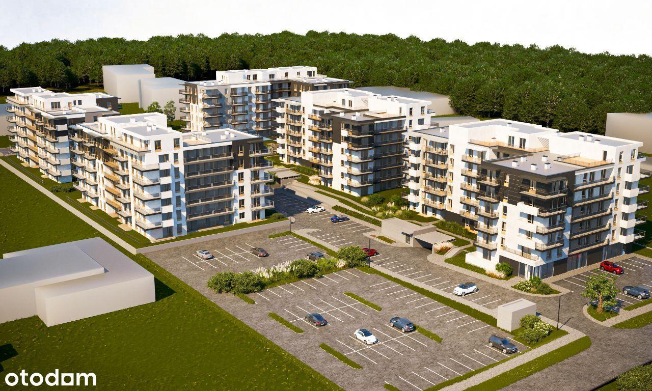 Nowe mieszkanie 80,43m2