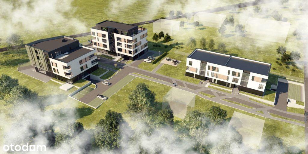 Apartament 108m² parter z ogródkiem Greg Park