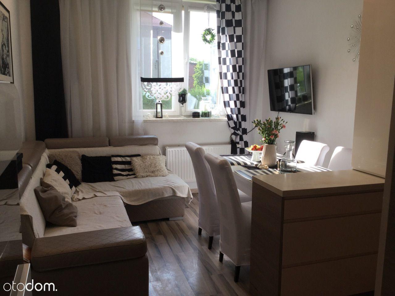 Przestronne mieszkanie 3 pokojowe