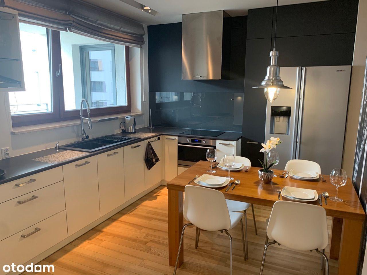 Komfortowy oraz słoneczny apartament