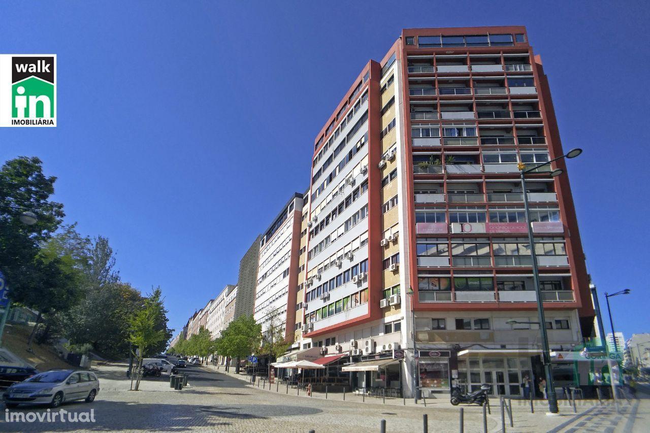 Escritório de 55m2 no Marquês Pombal em Lisboa