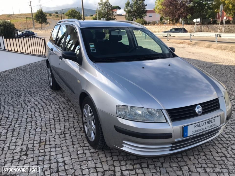 Fiat Stilo Multiwagon 1.6 16v**ArCondicionado**1Dono** - 21