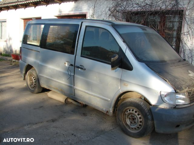 Suport tabla Mercedes-Benz Vito W638  [din 1996 pana  2003] seria Minivan 113 CDI MT (102 hp) - 2