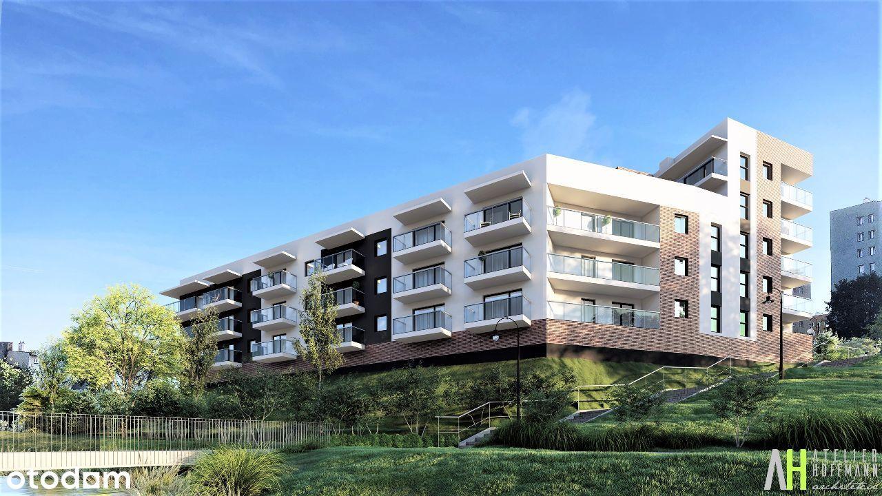 Rezydencja Dolinka - nowe mieszkania w Elblągu