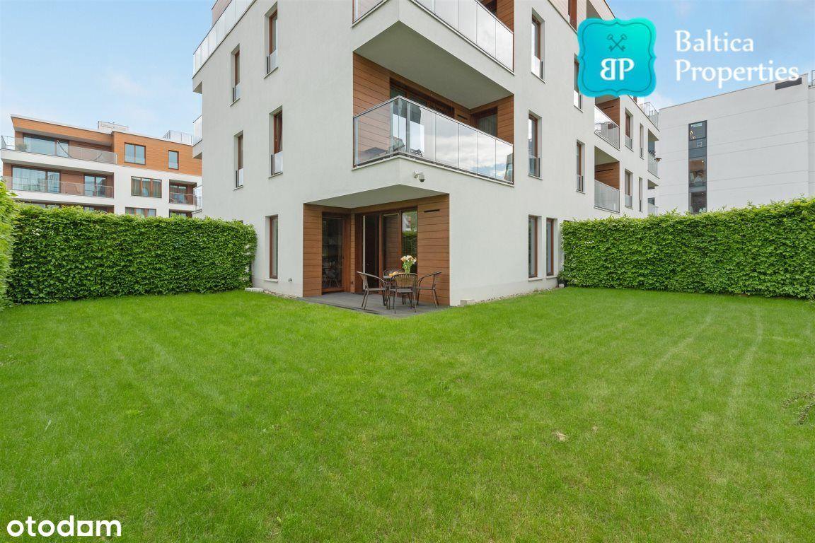Nowe Orłowo - piękny apartament + Ogródek + garaż
