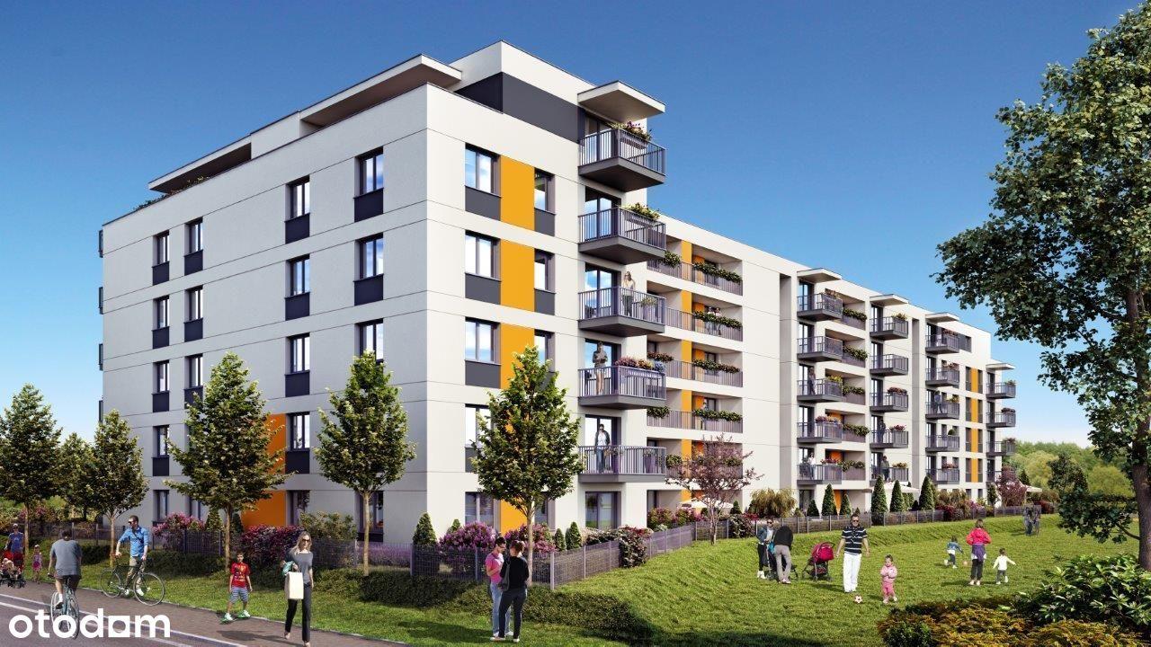 Nowe mieszkanie 3-pokojowe, 5B65