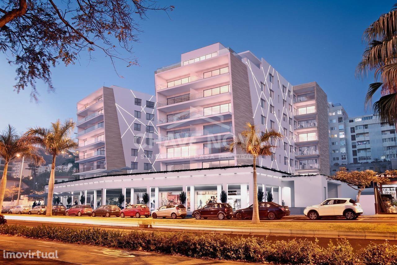 Apartamento T4 Novo de Luxo - Funchal