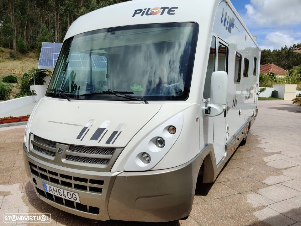 Pilote Reference G740 - 2