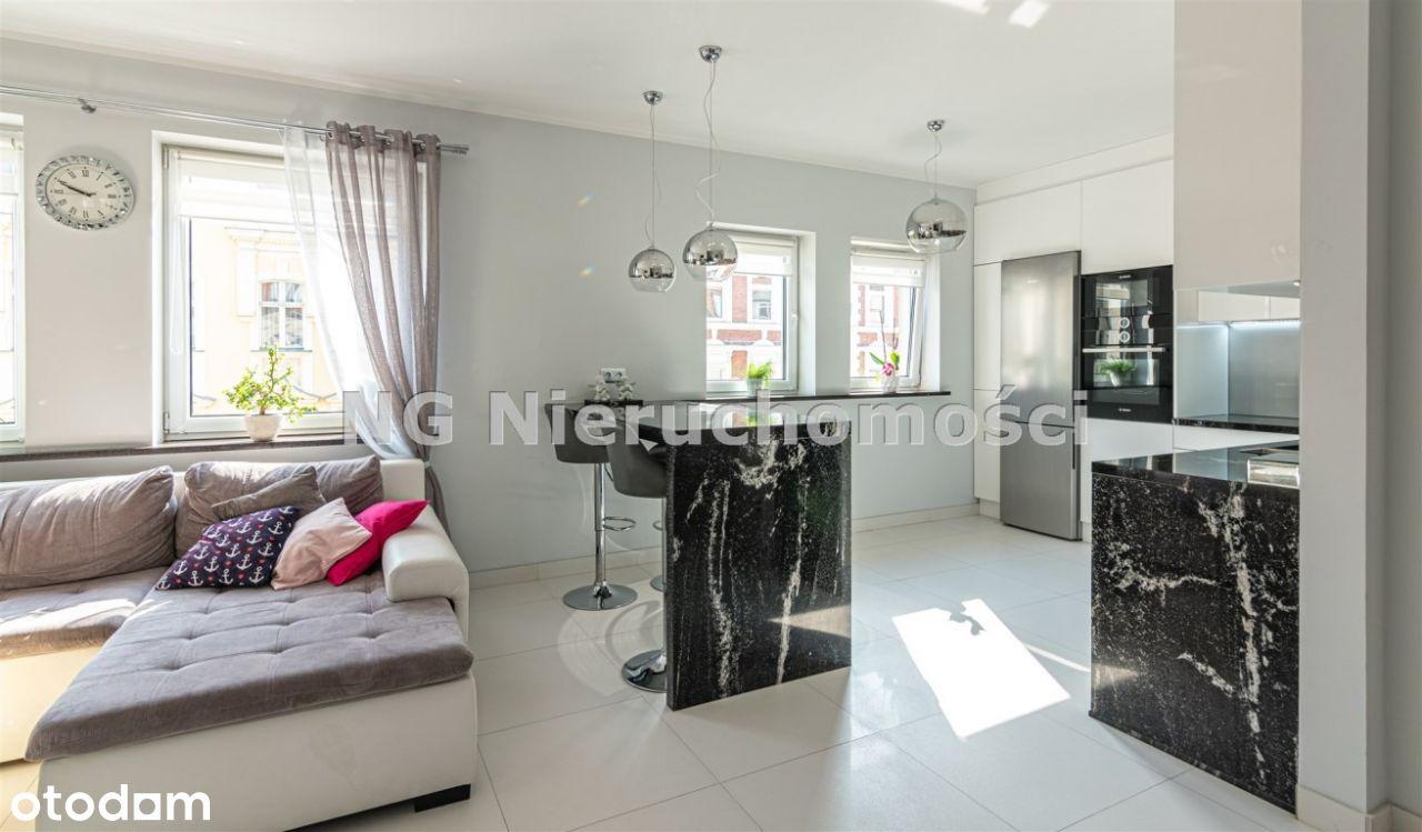 Mieszkanie, 72,30 m², Szczecin
