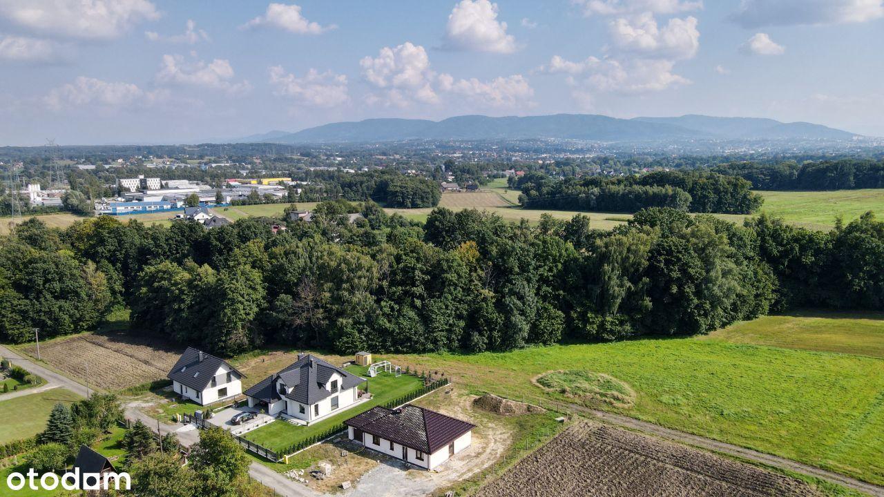 Działka, 2 533 m², Czechowice-Dziedzice