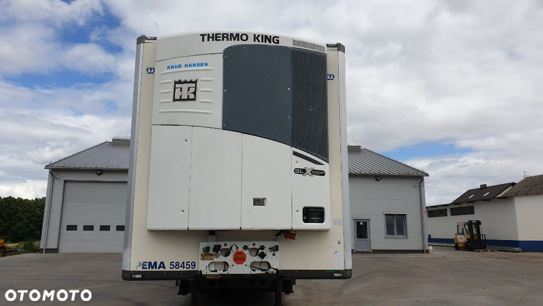 Krone Chłodnia Thermo King Spectrum Multitemp 2010 rok - 6