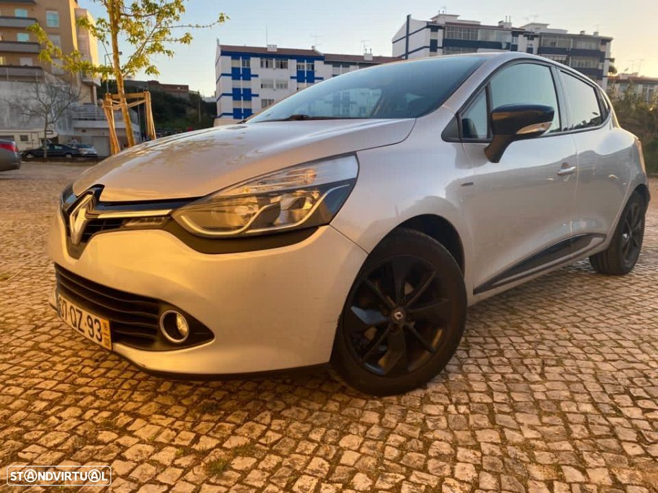 Renault Clio 1.5 dCi Limited Edition - 2