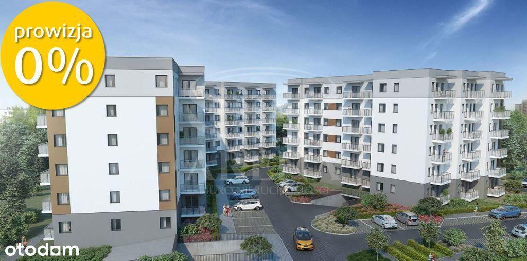 4 pokoje na nowym osiedlu
