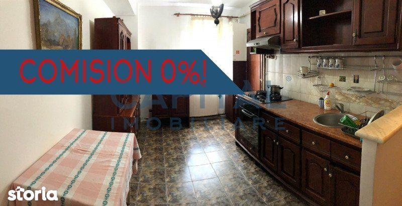 Inchiriere apartament cu 4 camere decomandat, Marasti, comision 0 !!