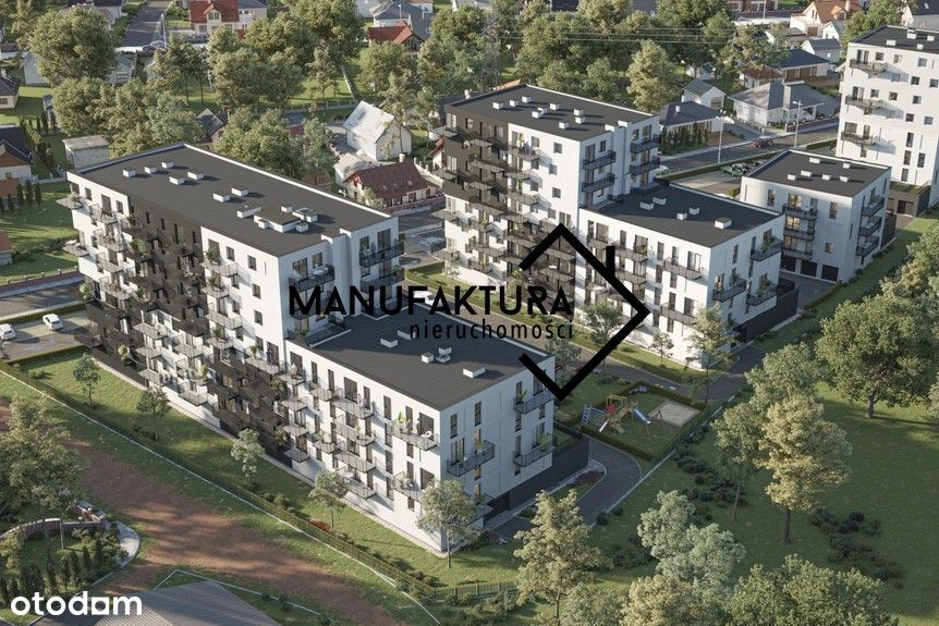Nowe Mieszkania Fordon-Osiedle Bajka/ 3Pokoje