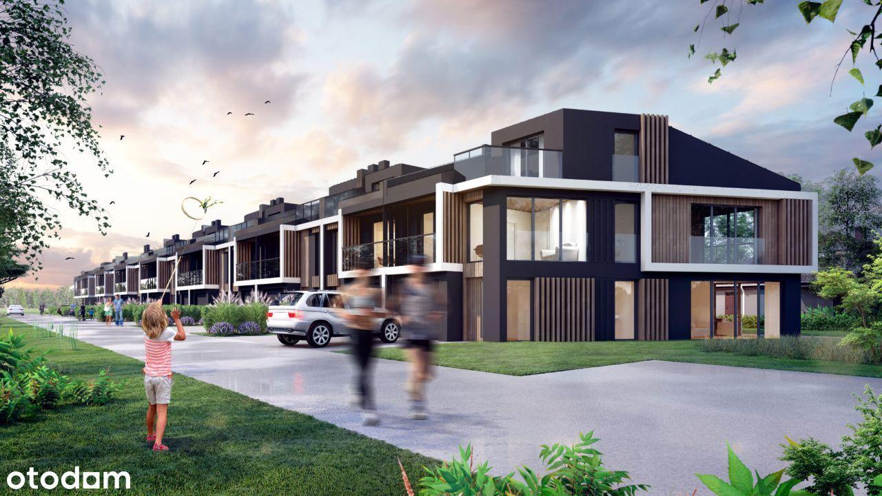 Dom w Inwestycji Osiedle Złota Dębina A1