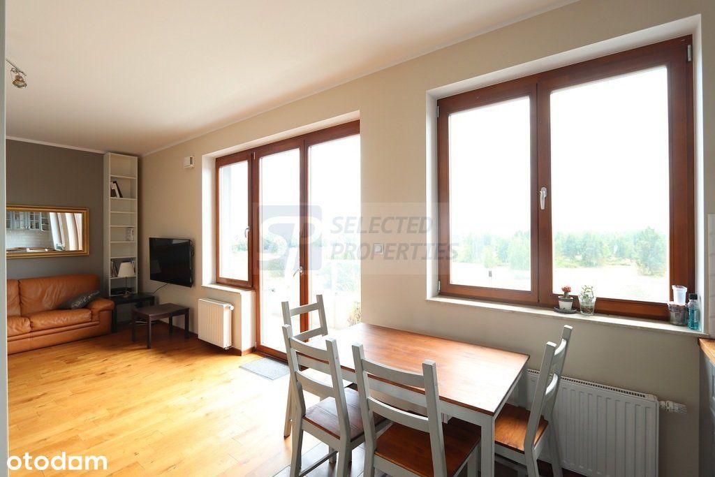 3 pokoje, widne, komfortowe, wyposażone mieszkanie