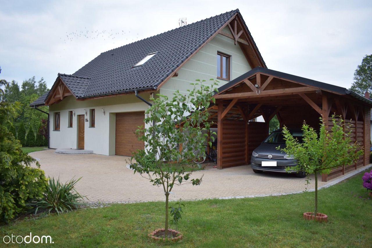 Dom jednorodzinny Poniatowice - Zadatkowany