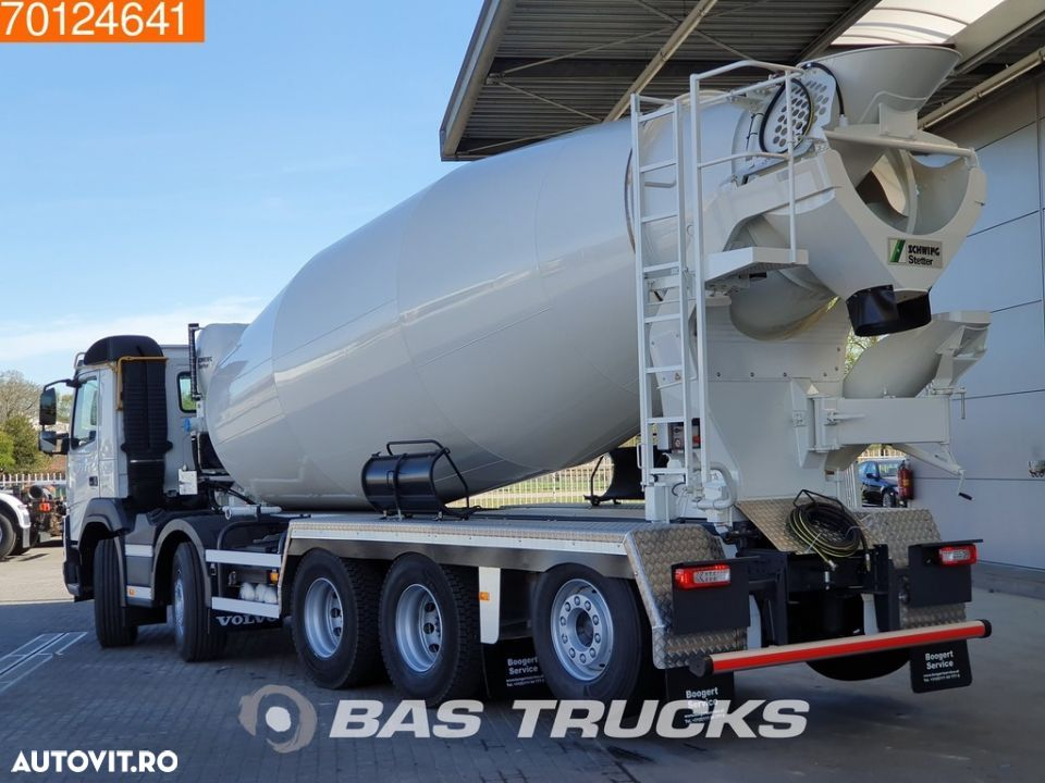 Volvo FMX 460 10X4 More units available! 15m3 Schwing Stetter 10X4 VEB+ Euro 6 - 2