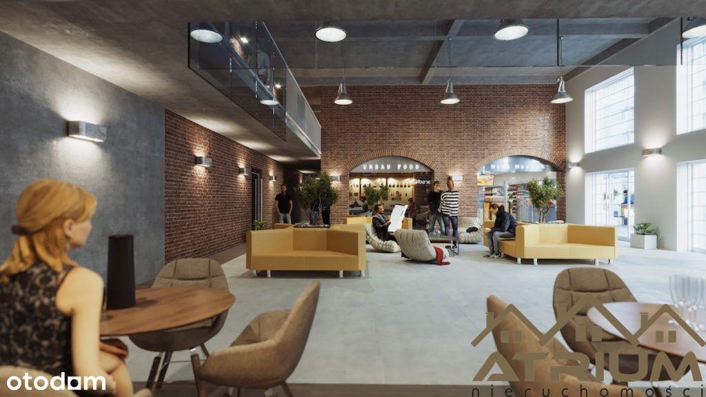Nowe Mieszkanie z Antresolą i Balkonem w Wyjątkowe