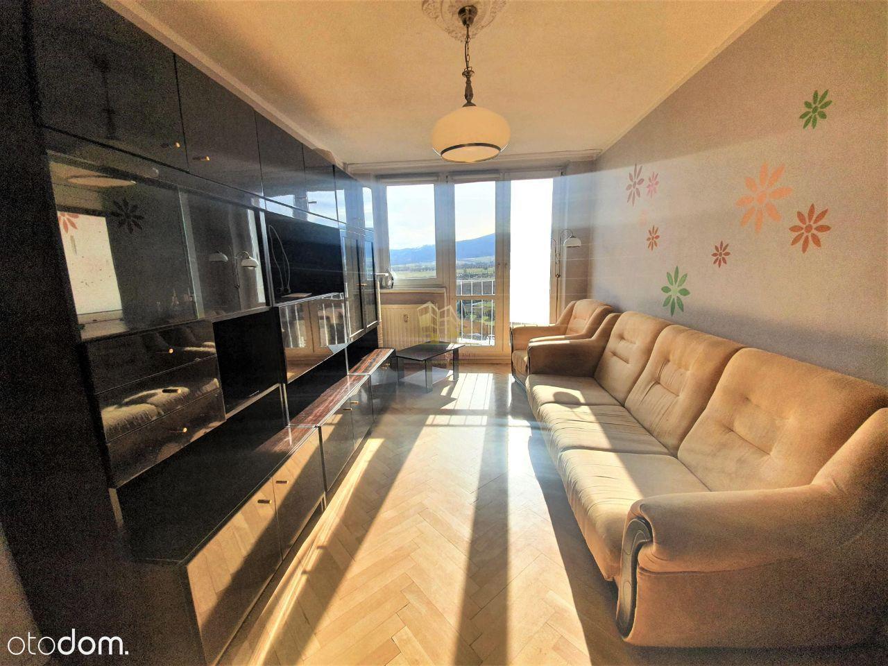 Mieszkanie 2 pok./ 38,8 m2/II piętro/ BLOK