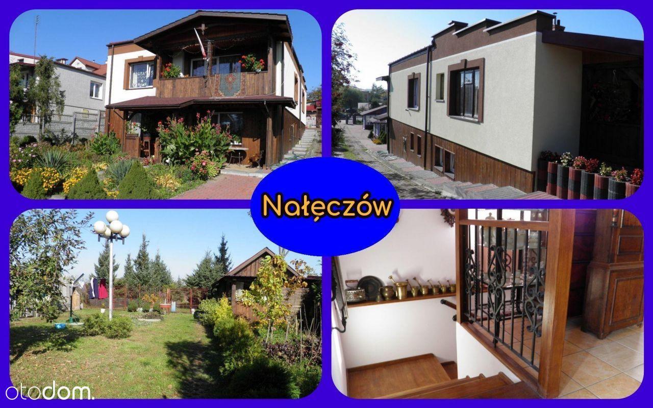 Okazja! dom w Nałęczowie na ładnej działce Polecam