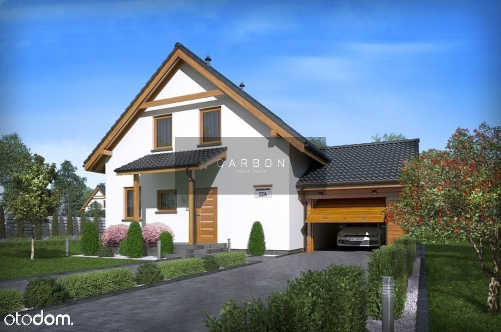 Nowa Inwestycja, dom z ogrodem 0% prowizji!