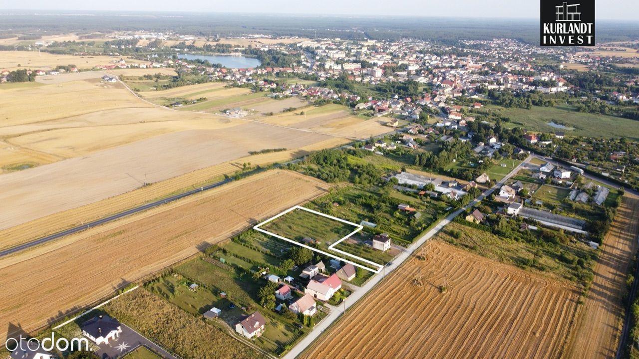 Działka budowlana Tuchola (3155 m²)