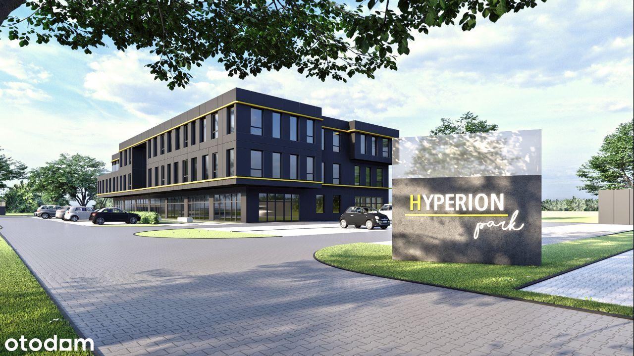 Lokale do wynajęcia Hyperion Park w Siechnicach