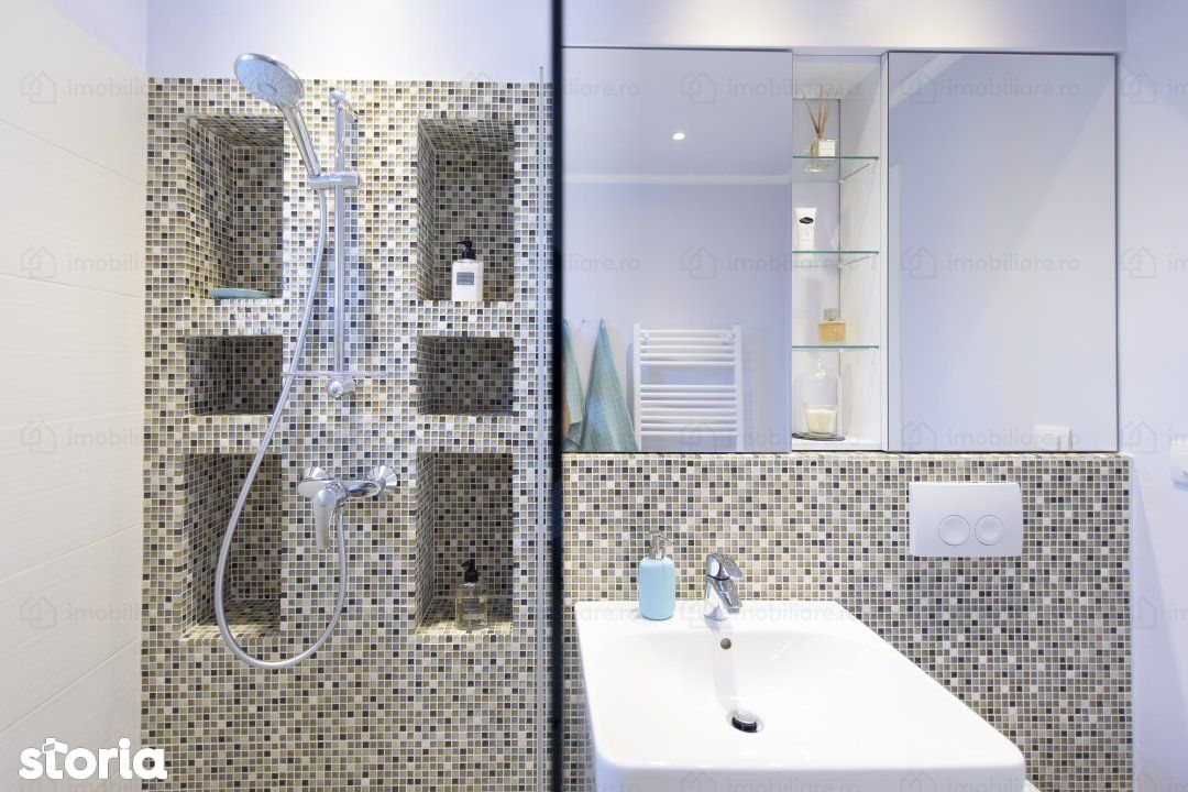 Vanzare Apartament 3 camere cartier Aviatiei complet mobilat lux