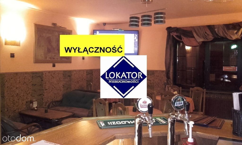 Sprzedam lokal, kiedyś Bar Styl, ul. Łukasińskiego