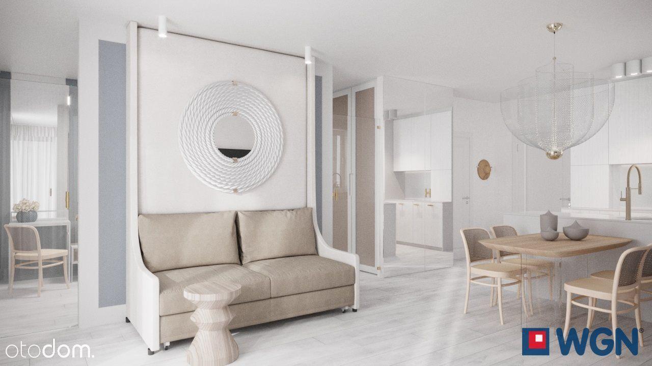 Mieszkanie, 35,75 m², Mielno