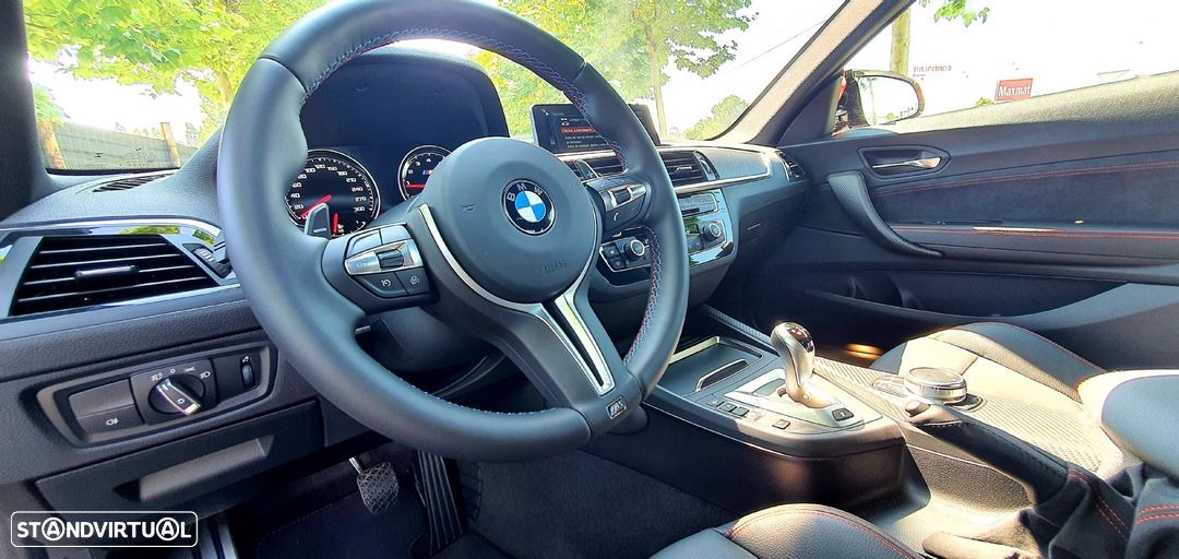BMW M2 COMPETITION - 34