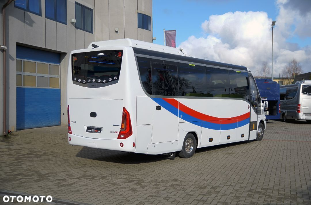 Iveco Cuby 70C HD Tourist Line Winda 31+1+1 No.415  Cuby Iveco 70C HD Tourist Line Winda 31+1+1 No.415 - 3