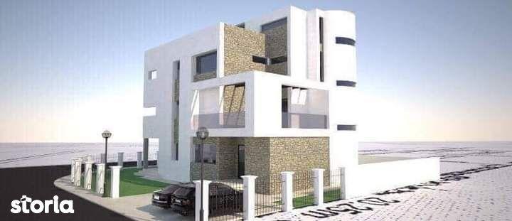 Casa ideala pentru investitie S+P+2E+TERASA, 400mp utili
