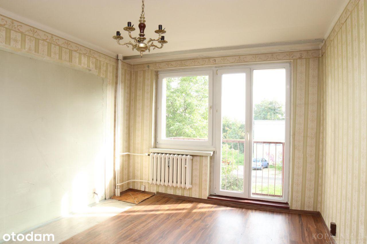 3 pokoje/ I piętro/Sosnowiec/Milowice