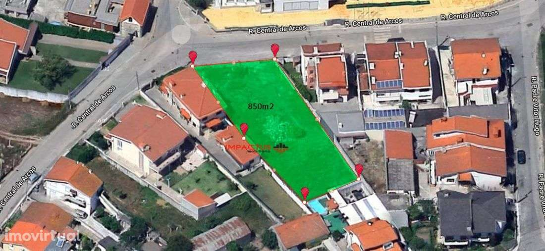 Terreno para comprar, Folgosa, Porto - Foto 1