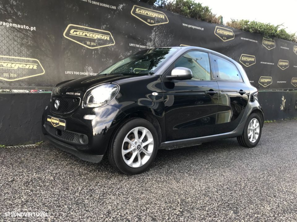 Smart ForFour Electric Drive Passion - 13
