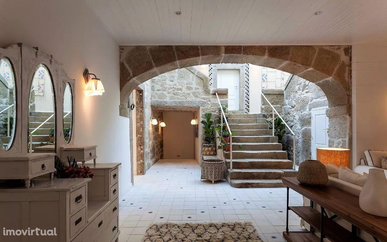 Moradia Guest House c/ vista para rio - Oliveira do Douro