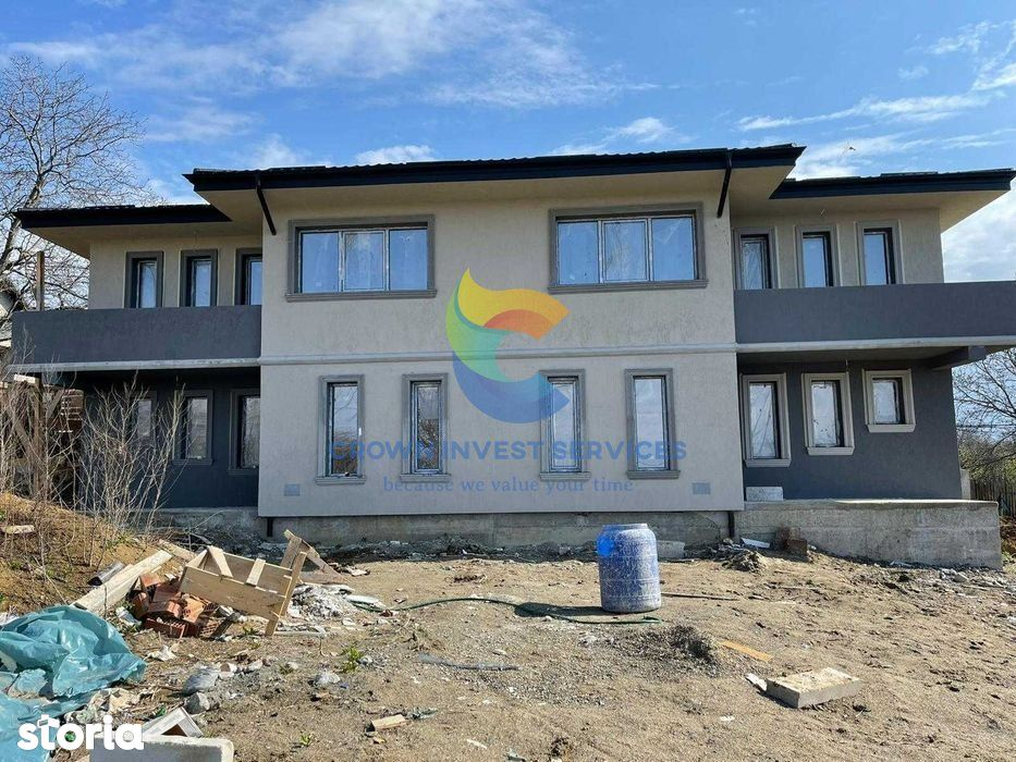 Casa tip duplex, Visan-Bucium, la 10 min de Palas, 119.900 €