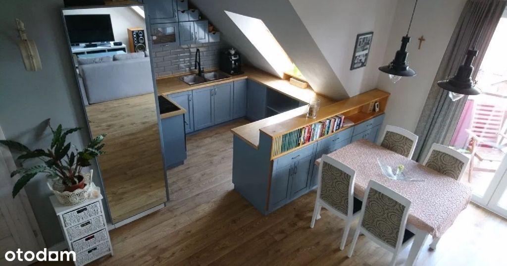Mieszkanie, 80 m², Toruń