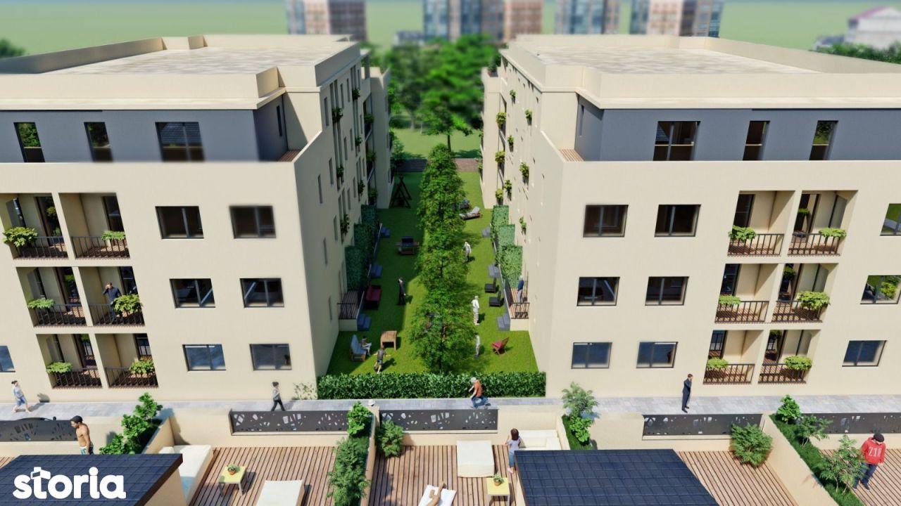 Apartament 3 camere New Parc Titan-Teilor