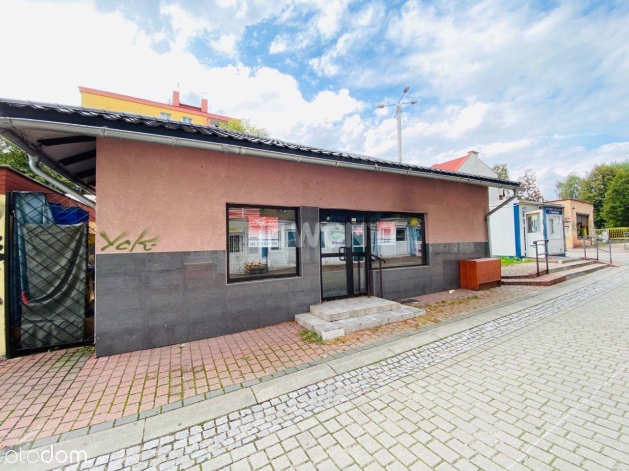 Lokal użytkowy, 50 m², Jaworzno